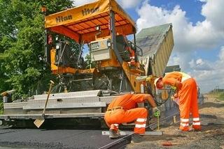 Kelių statyba