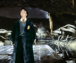 """Filmas """"Haris Poteris ir paslapčių kambarys"""""""