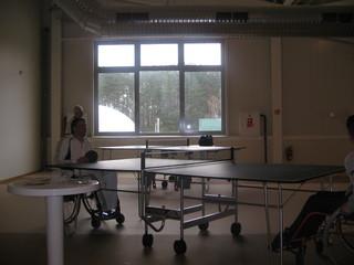 Invalidų sporto klubo &quote;DRAUGYSTĖ&quote; Respublikos stalo teniso turnyras &quote;Pavasaris - 2007&quote;