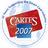 """Parodoje """"Cartes & IDentification 2007"""" – novatoriški """"Penkių kontinentų"""" sprendimai"""