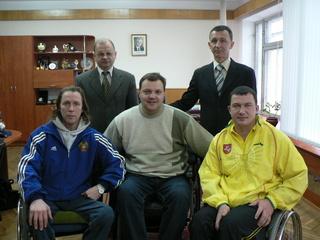 neįgaliųjų varžybos Moldavijoje