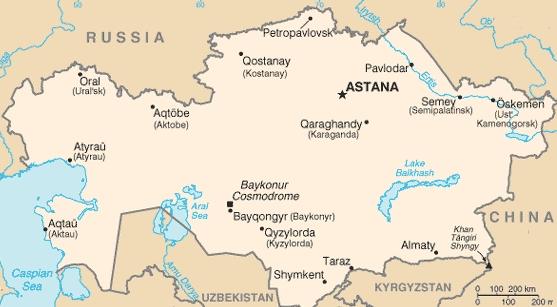 Kazachstanas: svarbiausia užduotis – aprūpinti bankus veiklai optimizuoti skirtais sprendimais