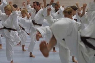 Tradicinio karate-do treniruote