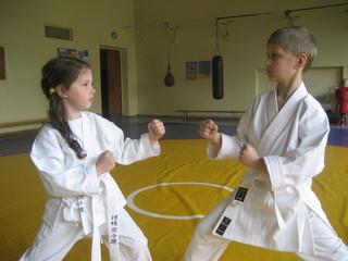 Karate-do vaikai