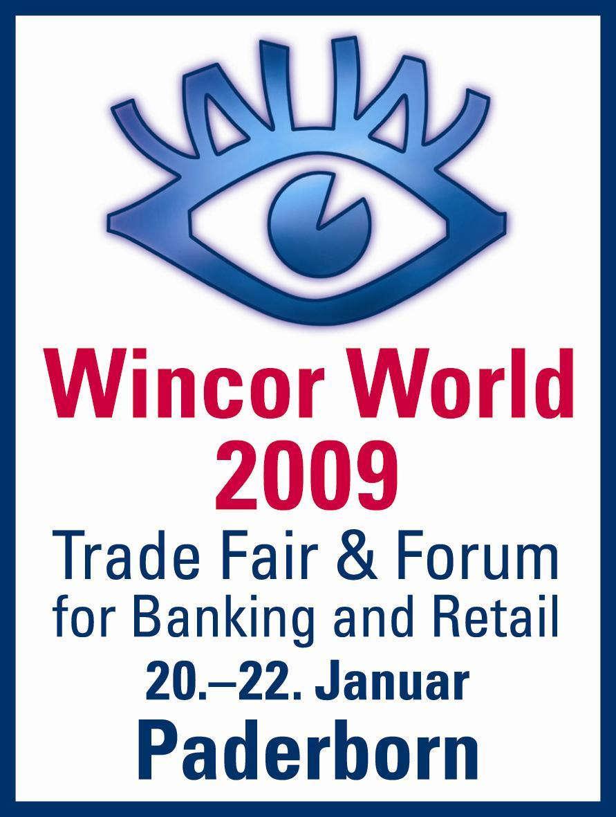 """Wincor World 2009"" – procesams tobulinti"
