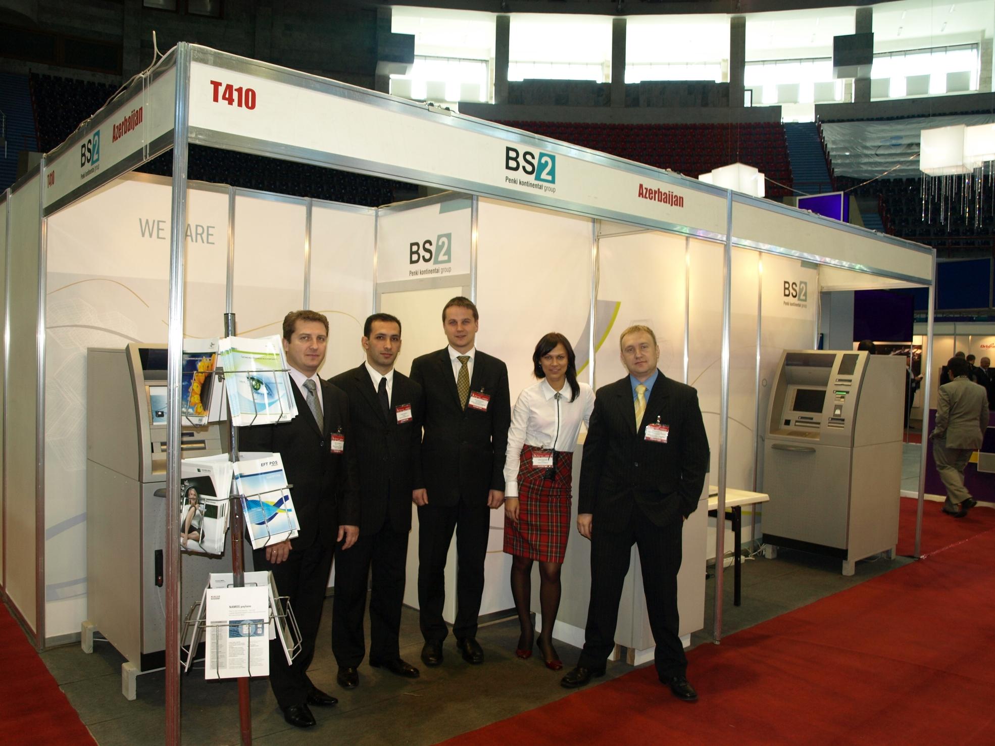 """Parodoje """"Bakutel 2008"""" – dėmesys Lietuvos įmonių siūlomiems sprendimams"""