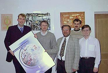 Siemens Nixdorf atstovas Lietuvoje