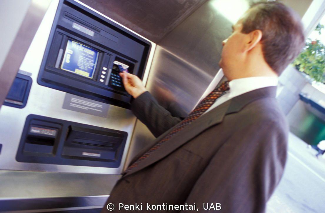 Популярность банковских технологий в Литве