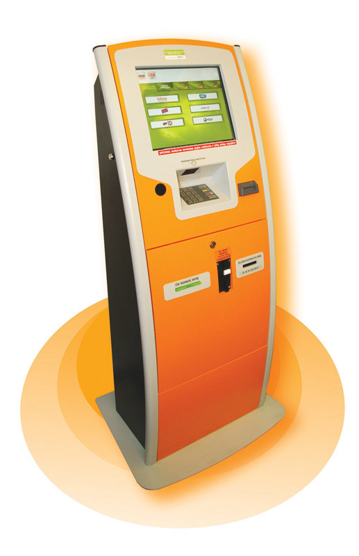 Self-service terminals – the new service sales channel in Lithuania