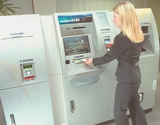"Bankomatas "" Compact Bank"""