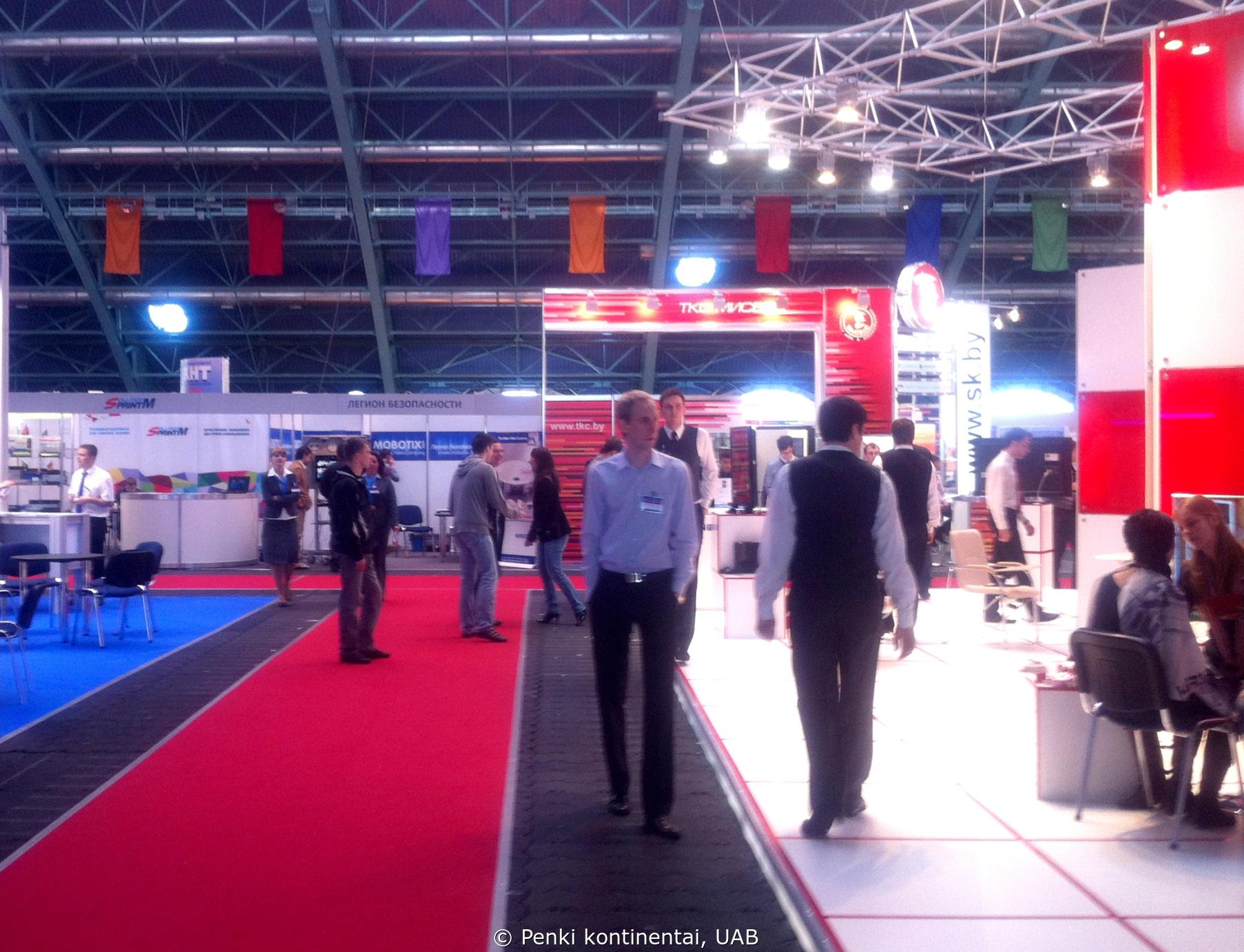 """""""TIBO 2012"""" subūrė telekomunikacijų ir bankininkystės technologijų specialistus"""