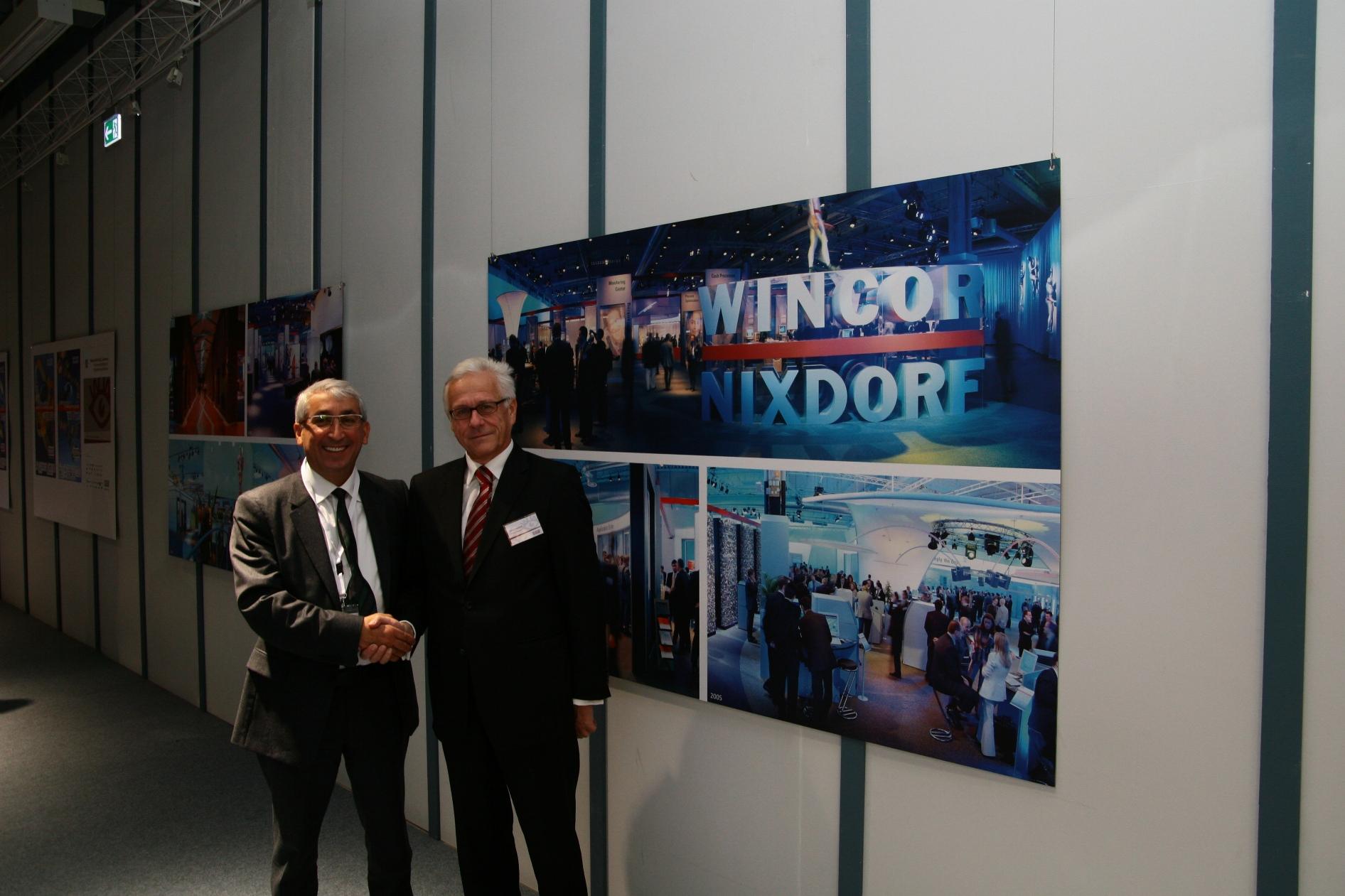 """Parodoje """"Wincor World 2012"""" – modernūs BS/2 produktai savitarnos įrenginiams"""