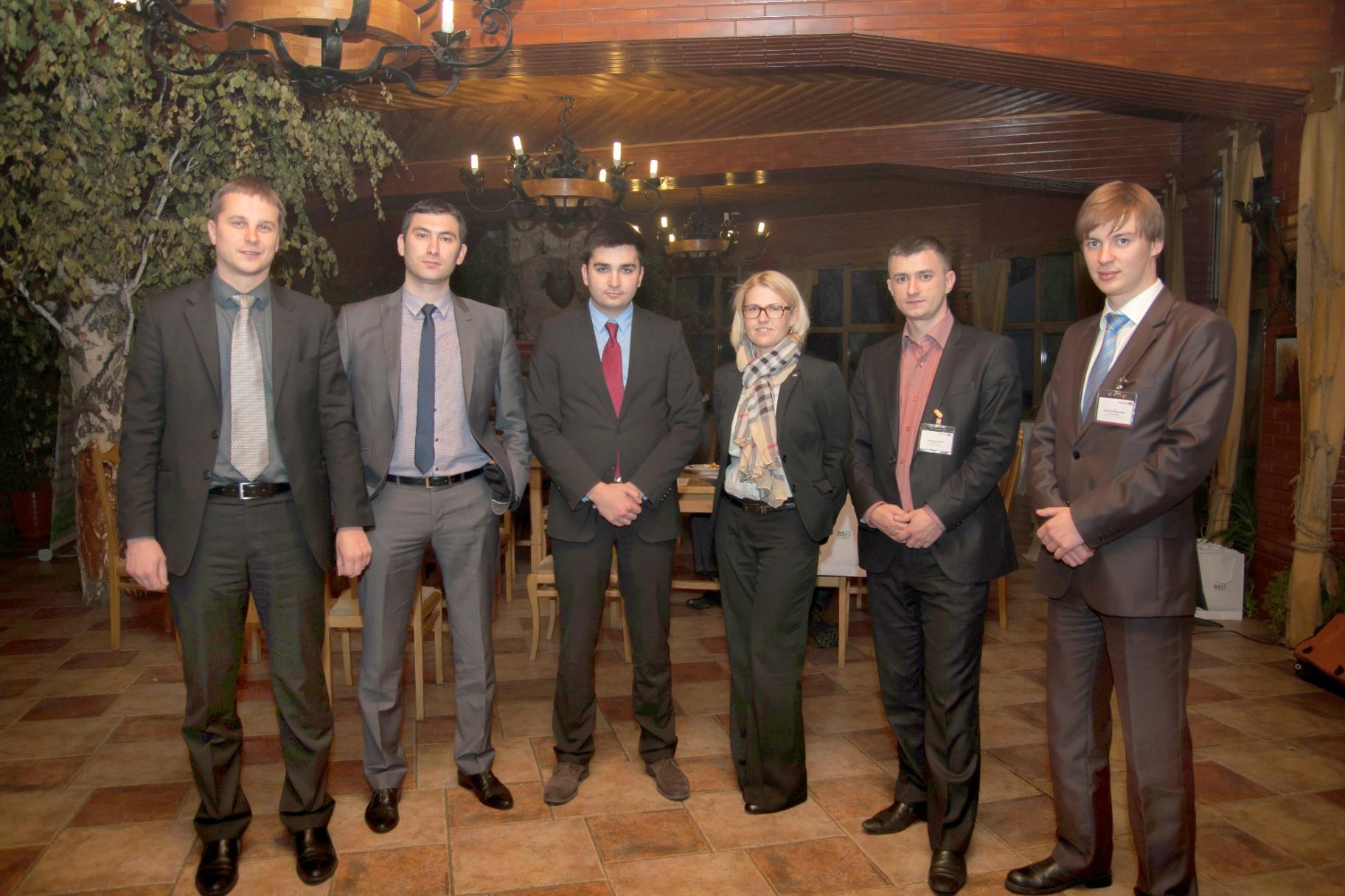Moldovoje BS/2 specialistai pristatė bankinio sektoriaus inovacijas