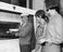 The first cash dispensing machine in the world was installed 46 years ago