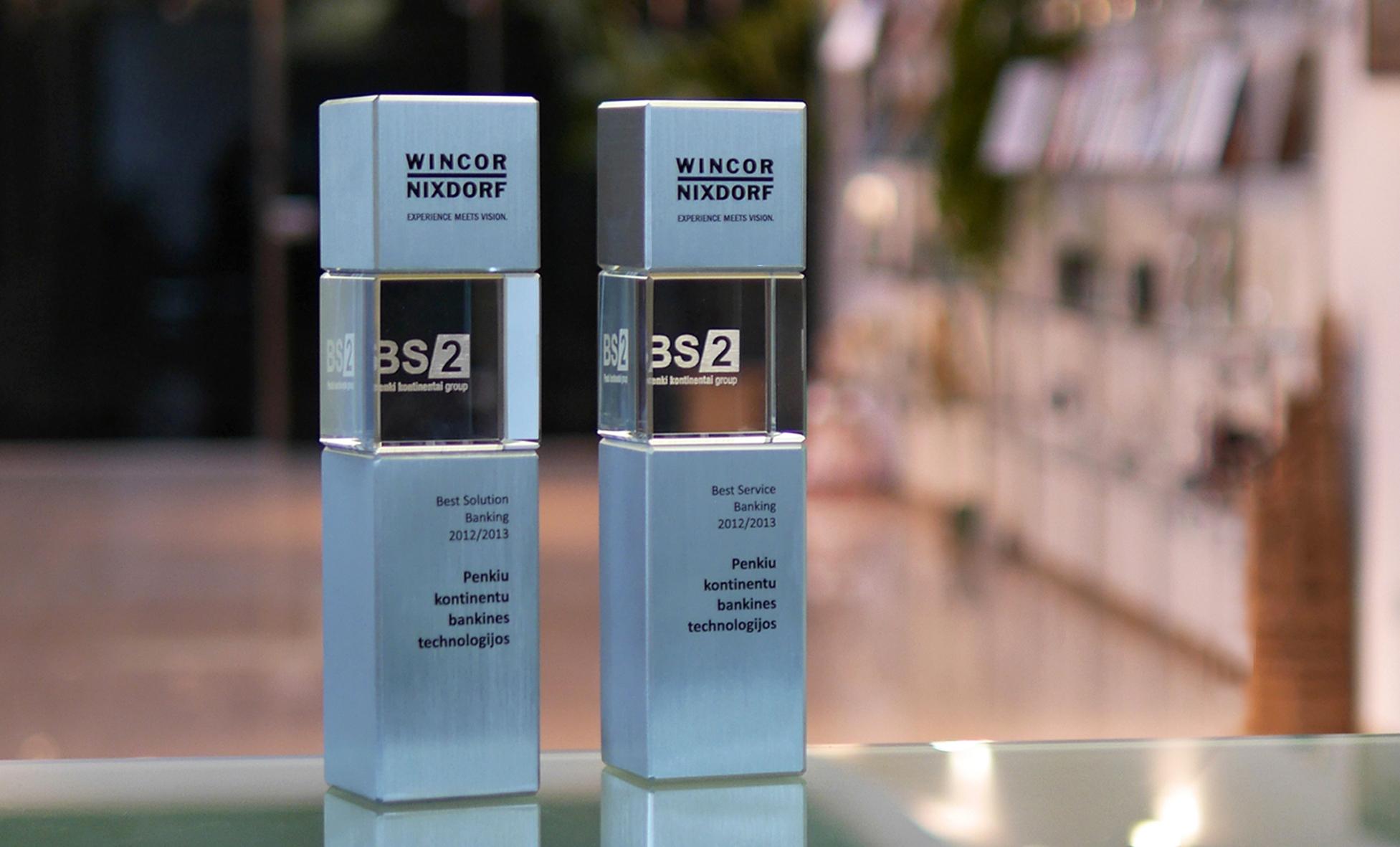 """""""Wincor Nixdorf"""" partnerių suvažiavime – dalijimasis patirtimi ir apdovanojimų gausa"""