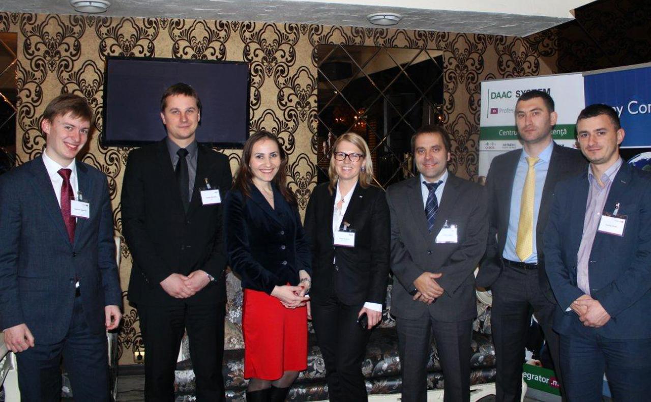 Moldavijoje vyko kasmetė bankinių technologijų konferencija