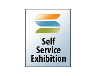 BS/2 at Self-Service Exhibition 2008 in Moscow