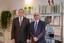 """""""Penkių kontinentų"""" būstinėje svečiavosi Baltarusijos ambasados delegacija"""