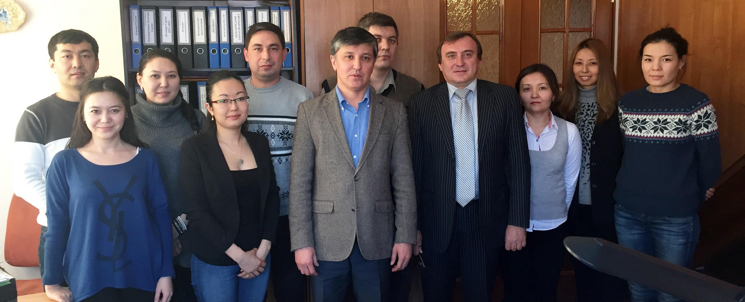 """""""BS/2 Kazakhstan"""" atšventė 6-ąjį gimtadienį"""