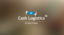 "Išplėstos sprendimo ""Cash Logistics.iQ"" funkcijos"