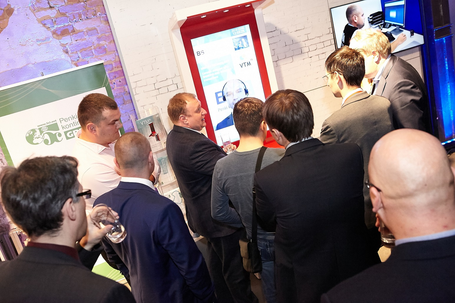 IN TOUCH Baltics Conference: Innovative Solutions For Financial and Retail Sectors