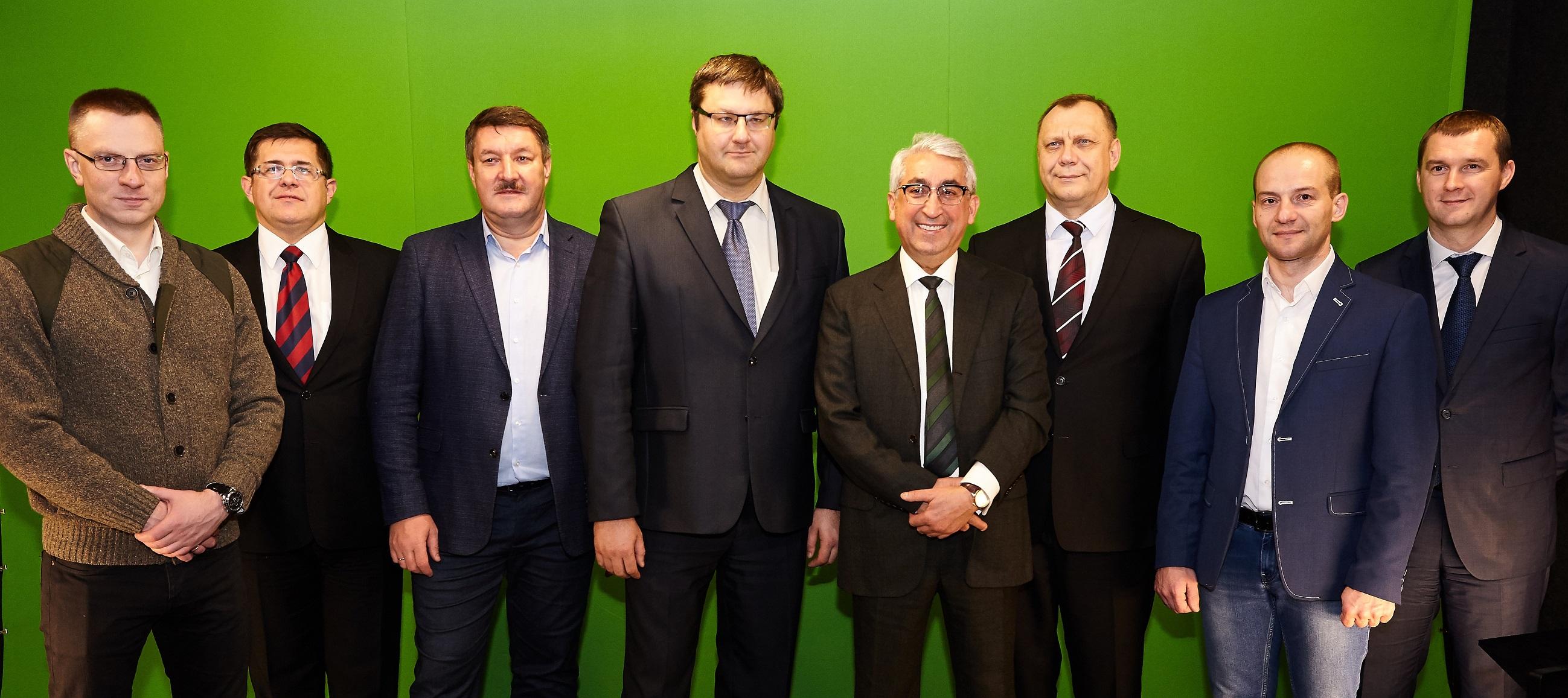 Vilniuje apsilankiusi Baltarusijos delegacija domėjosi loftų projektais