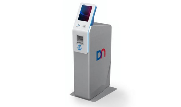 Diebold Nixdorf Unveils World's Smallest Self-Checkout Concept To Drive Future Of Connected Commerce For Retailers