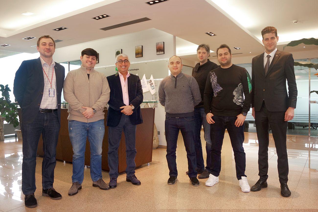Azerbaidžano bankas Lietuvoje domėjosi nestandartiniais mokėjimo terminalų taikymo būdais