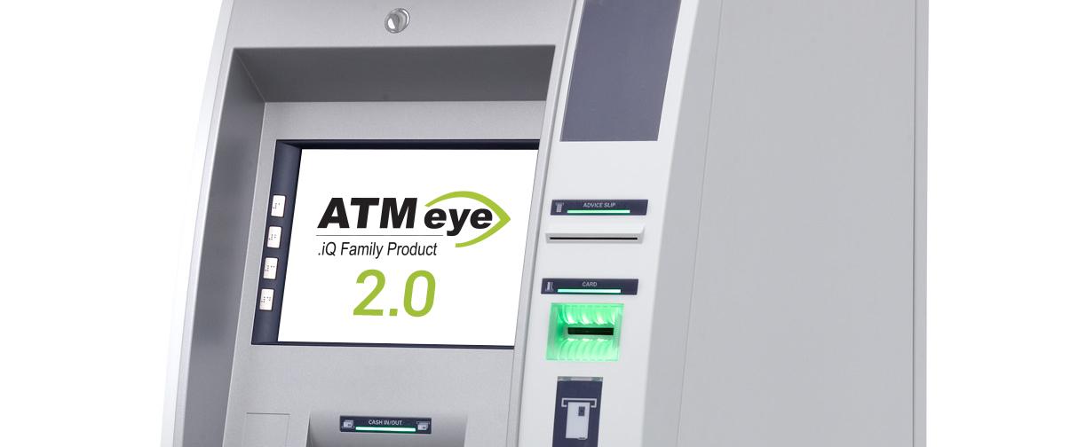 """Naujoji apsaugos sistemos versija """"ATMeye.iQ 2.0"""" – dar patikimesnei savitarnos įrangos apsaugai"""