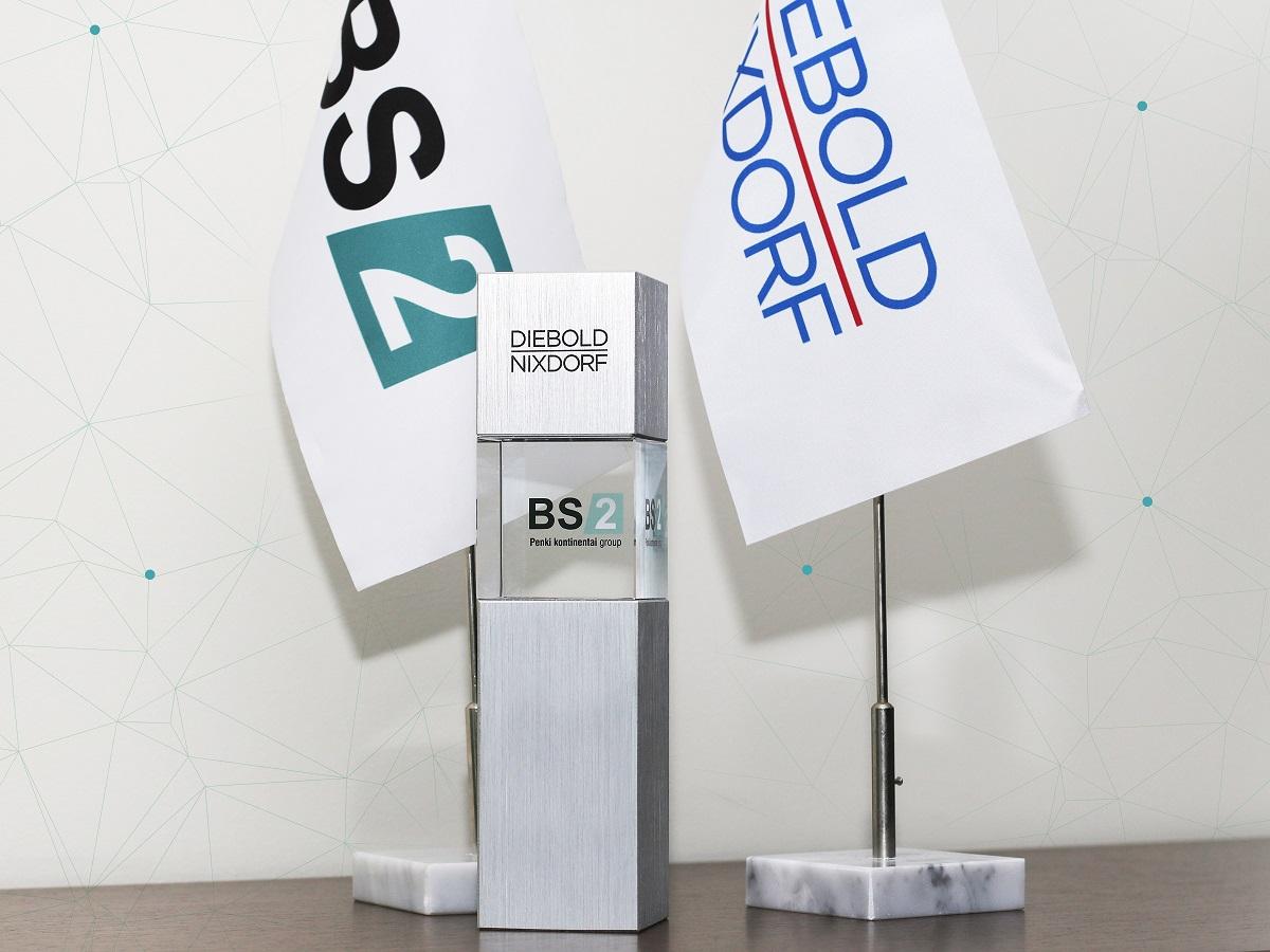 BS/2 prisideda prie didžiausio bankomatų gamintojo tinklo plėtros