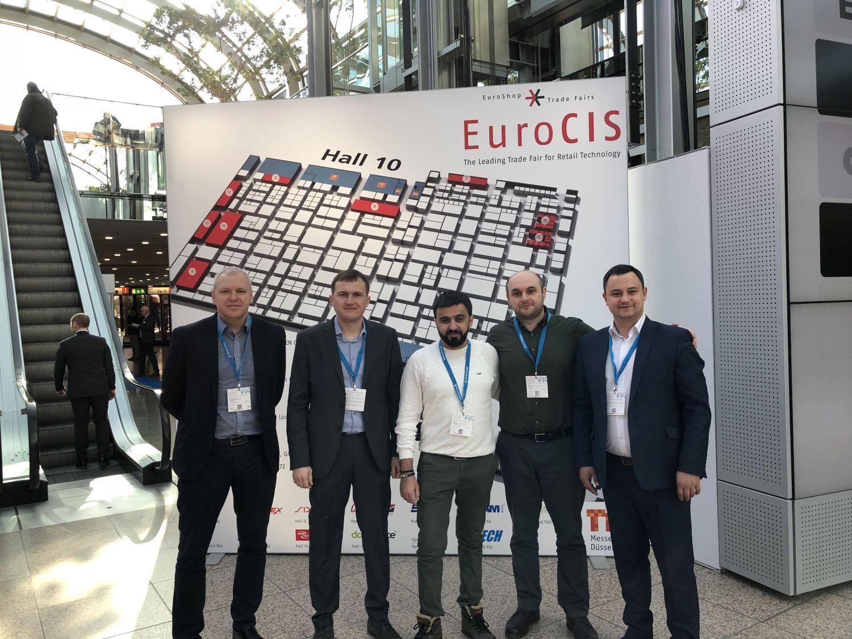 """""""Penkių kontinentų"""" atstovai lankėsi """"EuroCIS 2018"""""""