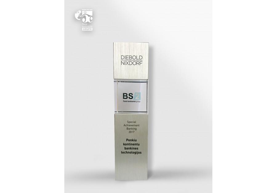 Award Special Achievement Banking 2017