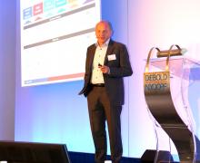 Diebold Nixdorf Managing Director Joachim Struck