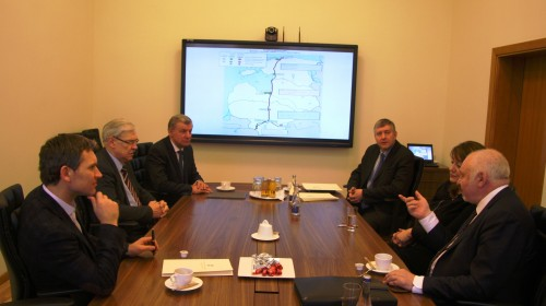 Susitikimas Mnisterijoje