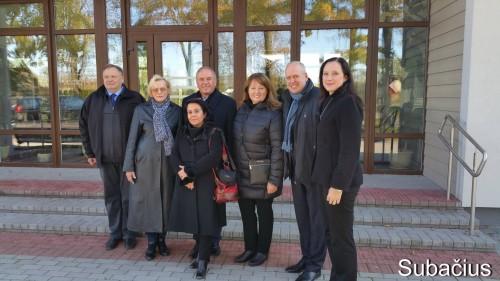 susitikimai Lietuvoje