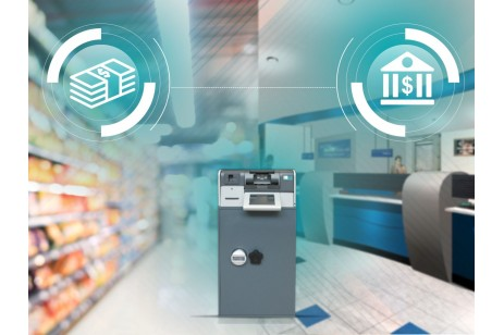 Self-service Cash Collection: How to use Automated Deposit Machines in banking and retail