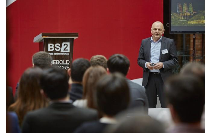 Joachim Struck, Vice President at Diebold Nixdorf CEE Partner Management