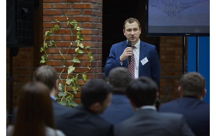 Tomas Augucevičius, BS/2 Deputy Director General