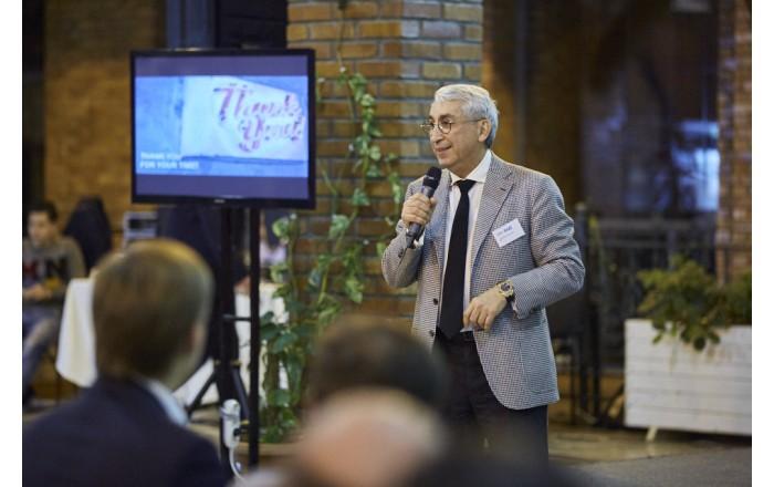 Idrakas Dadašovas, Penki Kontinentai group Board Chairman