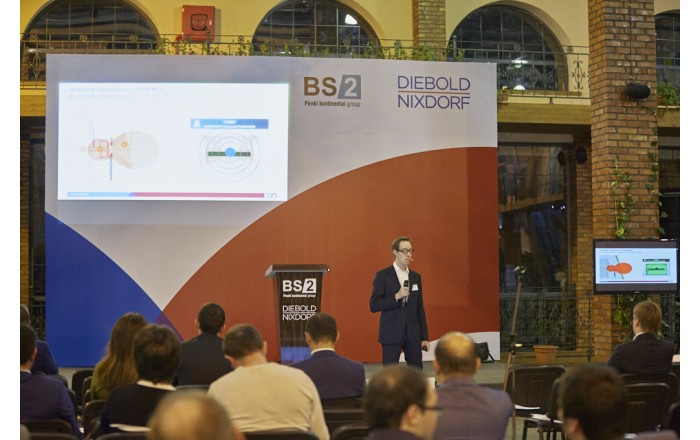 Stephan Okroy, Business Development Lead Banking, Diebold Nixdorf