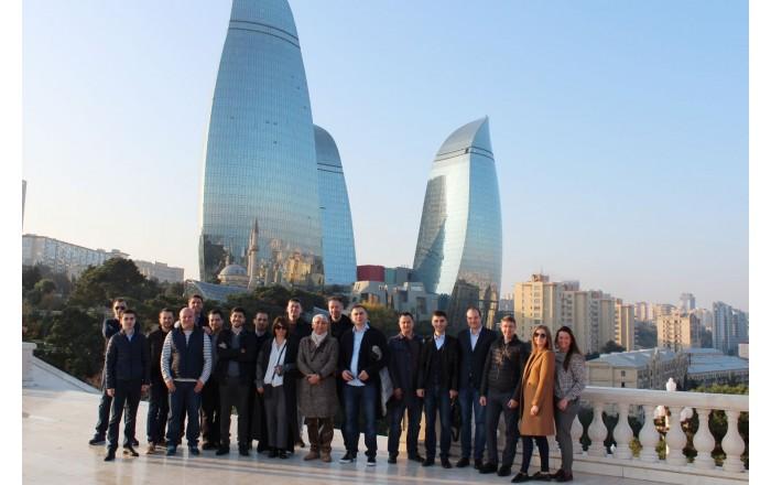 Ekskursija po Baku