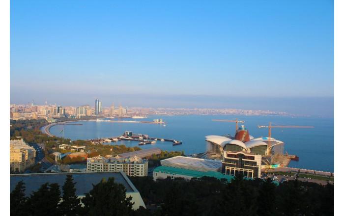 Excursion around Baku