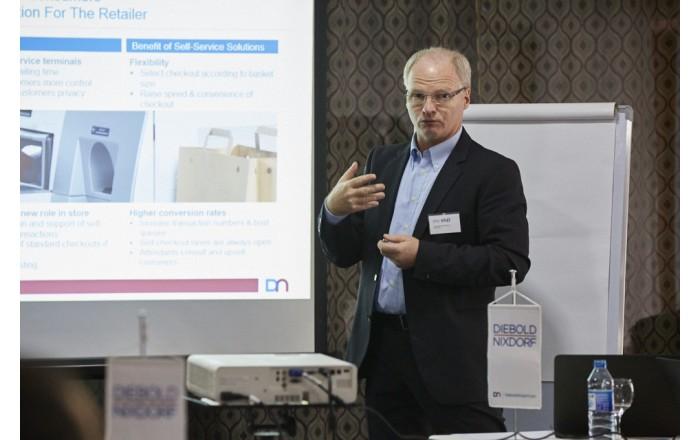 Joachim Rupprecht, Sales Specialist, Diebold Nixdorf