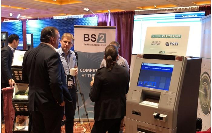 ATMIA 2018 konferencijoje Las Vegase