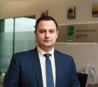 Emil Musayev, Head of the Sales Department of the company BS/2