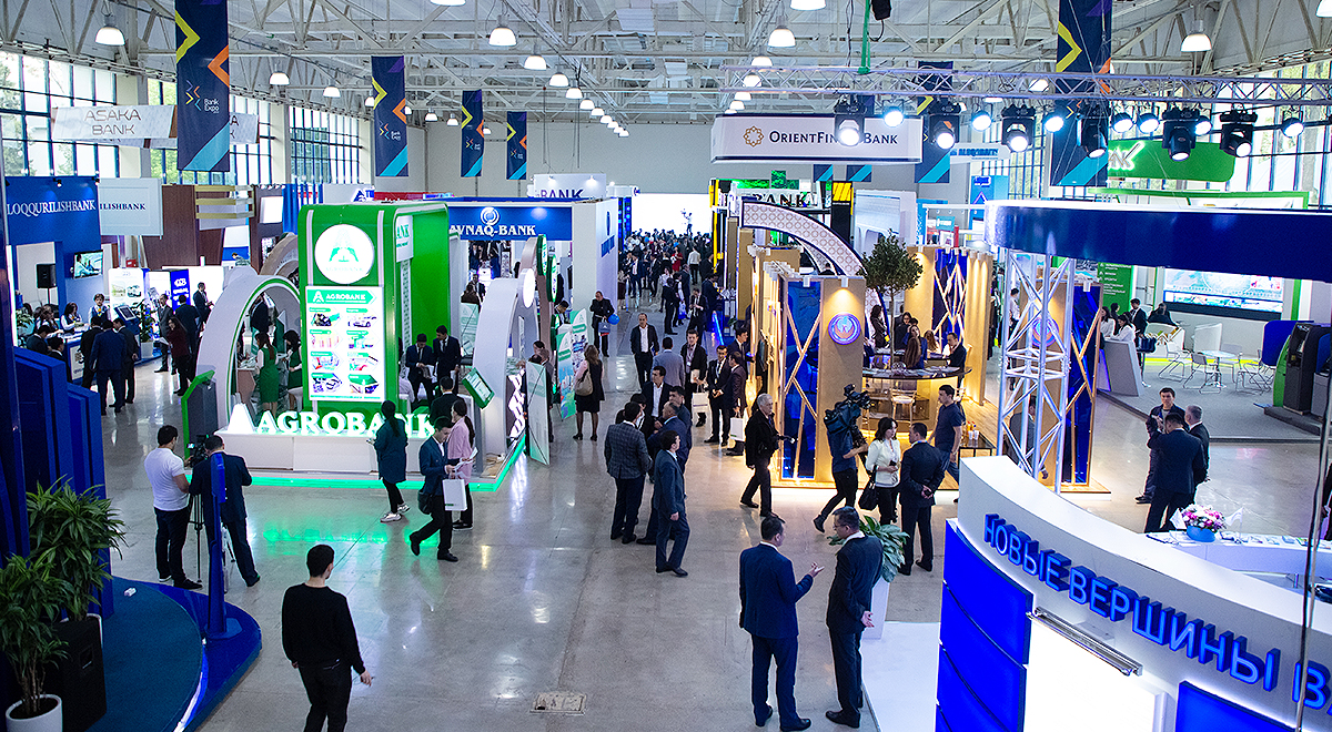 Bankexpo 2019: Advanced IT Solutions and Self-Service Channel Development