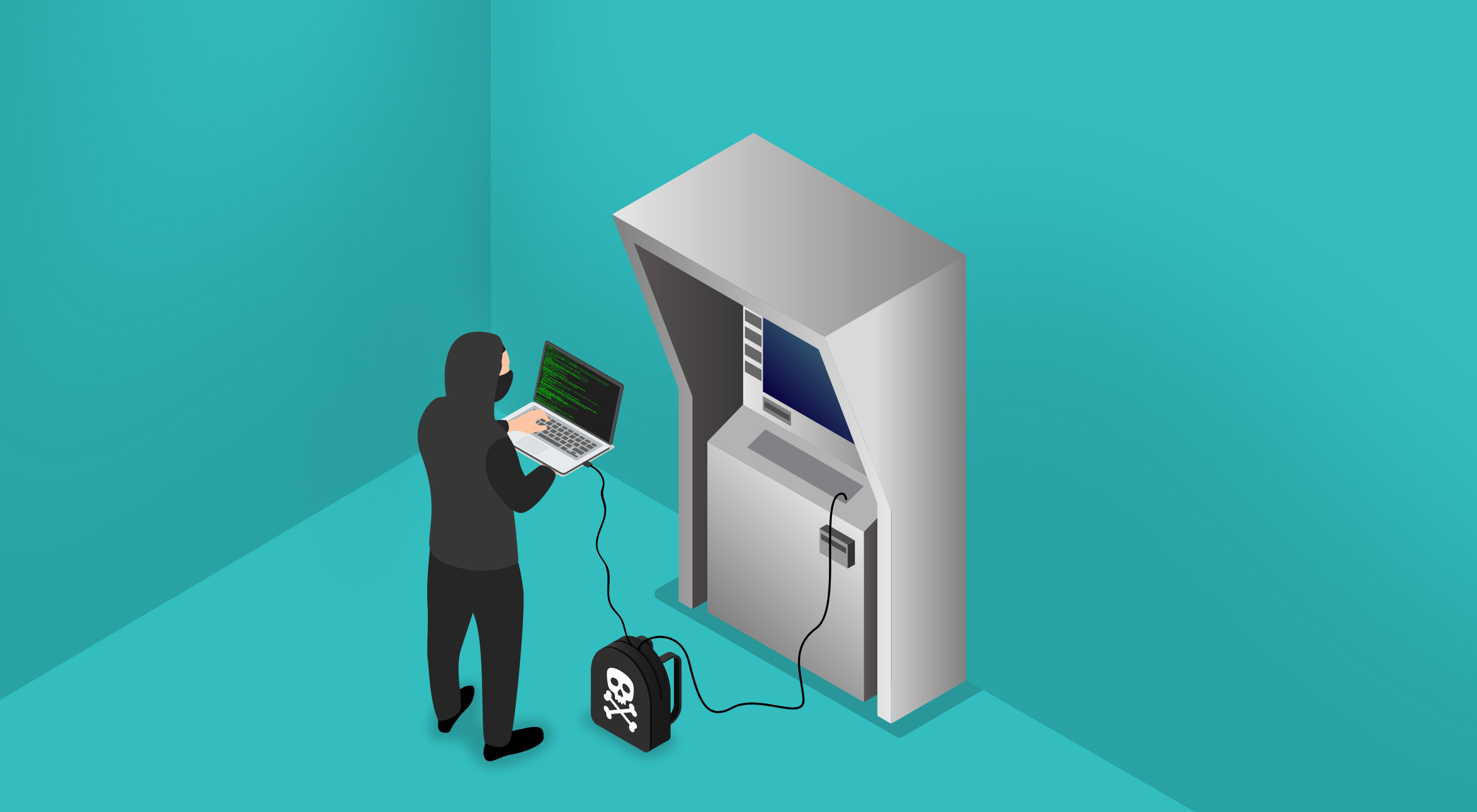 How do ATM attacks change and what is the price of new threats for banks