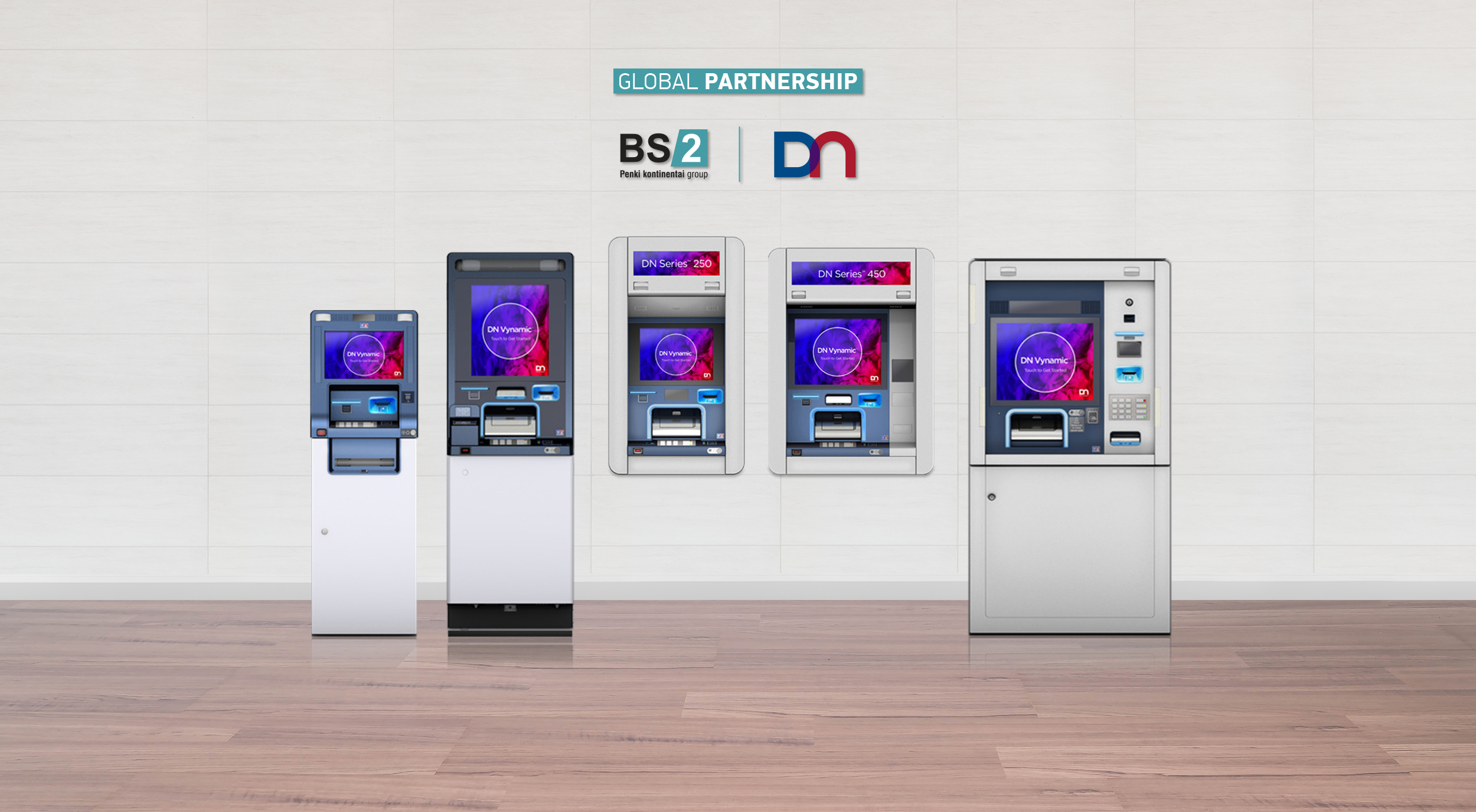 The Revolution From Diebold Nixdorf. A New Line of DN Series ATMs Was Presented