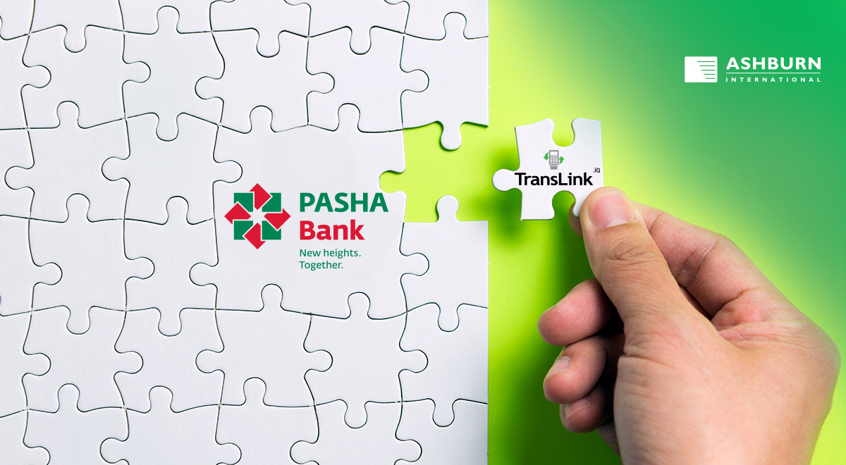 TransLink.iQ Monitors and Manages EFTPOS Terminals of PASHA Bank