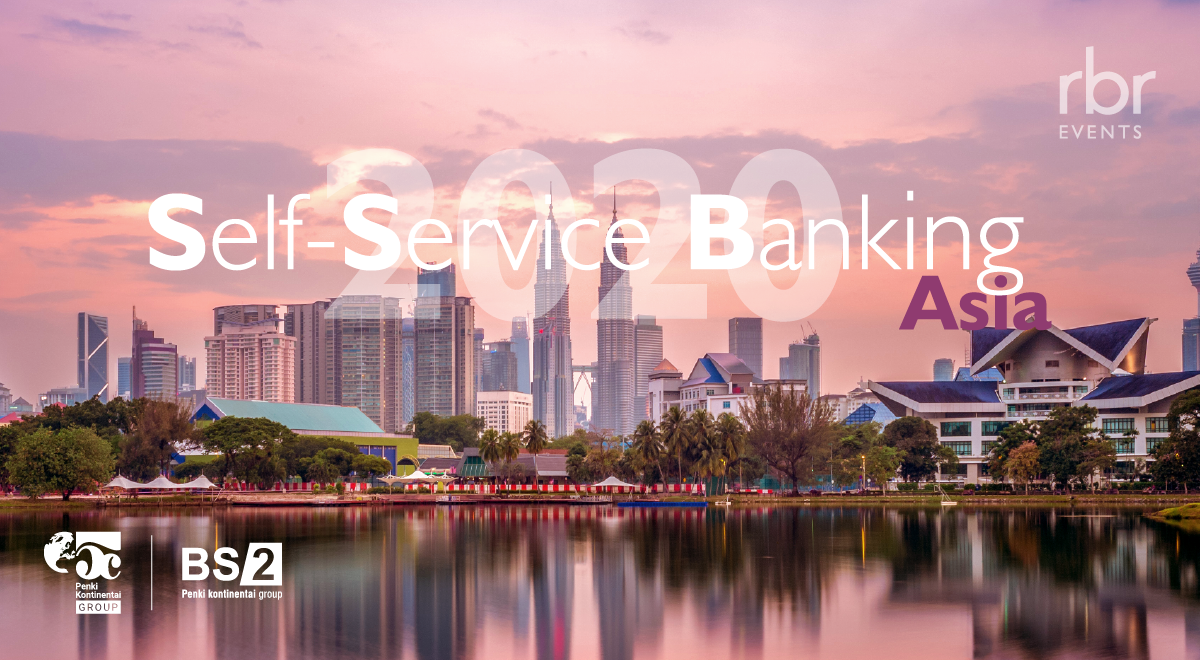 BS/2 will take part in Self-Service Banking Asia 2020